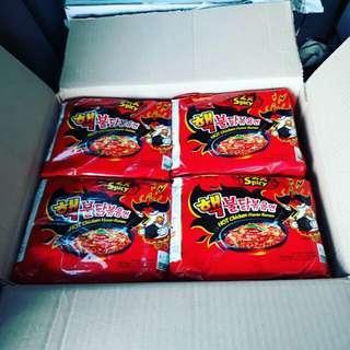 Samyang 2x spicy noodles