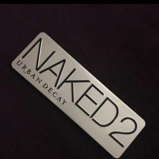 Urban Decay Naked Pallet 2