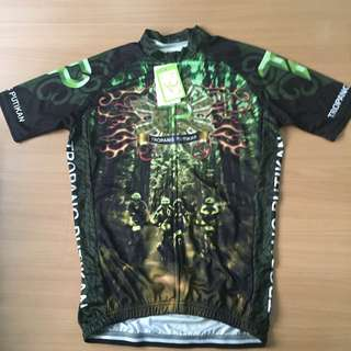 Brand New Cycling Jersey for Men Size Large