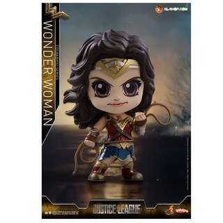 Hottoys Cosbaby Wonder Woman Justice League