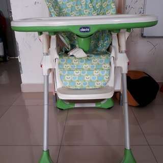 Chicco Polly Baby High Chair