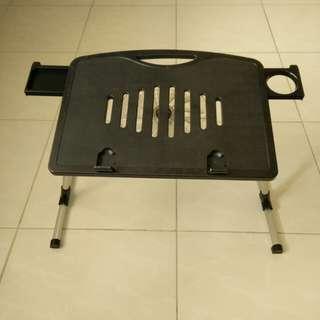 Dijual meja laptop portable with fan