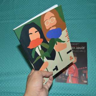 NOTEBOOK JOHN LENNON & YOKO ONO ARTWORK
