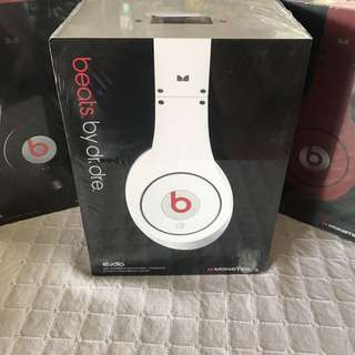 Brand New Studio Beats by Dr. Dre