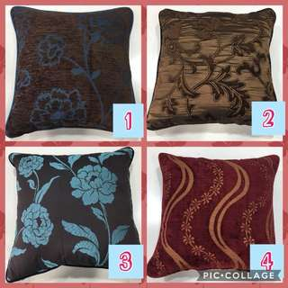 Designer Cushion Cover with inserts