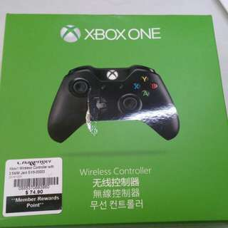(BRAND NEW) Xbox One Wireless Controller