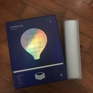 [WTS] WINGS TOUR DVD