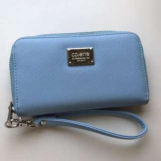Colette purse baby blue