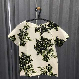 Flower top (small size)