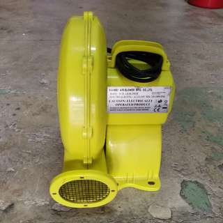 W-2E Air Blower - strong blower for bouncy castle, floor cleaning/drying
