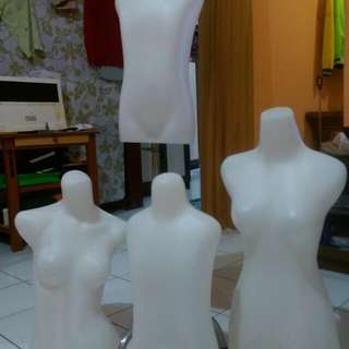 Patung display / manekin plastik