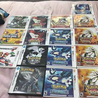 Nintendo 3DS / DS Games