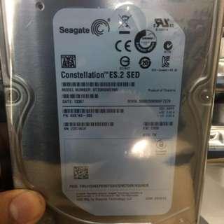 Seagate 3TB desktop SATA Hard drive (refurbished)
