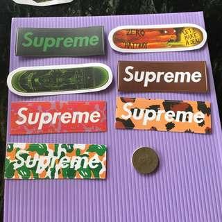 🚚 貼紙 10元商品 滑板 行李箱 筆電(霧面)