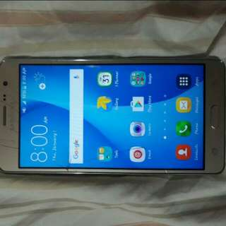 On 7 Samsung basag screen unit only