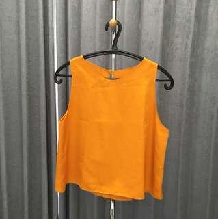 Orange tank ( all size )