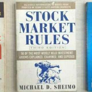 Buku Stock Market Rules
