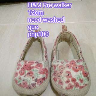 H&M Pre Walker Shoes