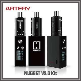 Artery Nugget V2.0 Starter 1500mah Kit