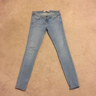 Hollister Light Washed Jeans