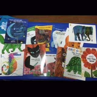 Eric Carle's books