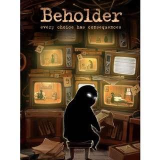 Beholder - Steam Games - 24% OFF