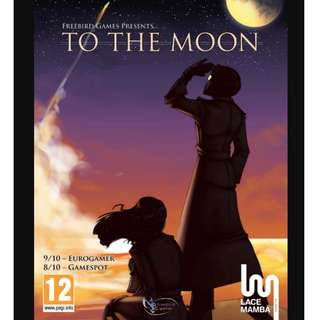 To the Moon - Steam Games - 24% OFF