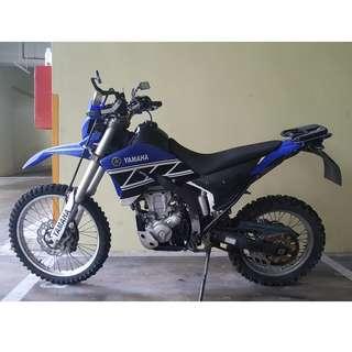 Yamaha WR250R (2008)