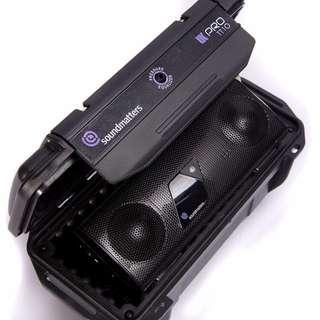 soundmatters UKpro10 foxL 旅行盒/收納盒 foxL V2專用/防水防火/耐摔耐刮
