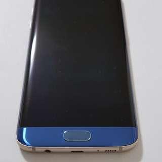 Samsung Galaxy S7 Edge (Coral Blue)