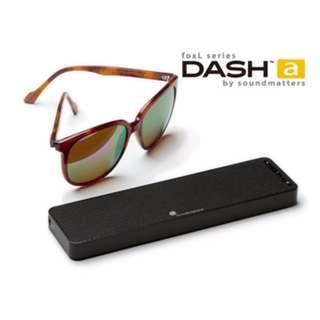 可議價 soundmatters Dash a 』藍芽音響揚聲器/藍牙喇叭/Bass-Battery/總代理公司貨