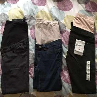 Maternity Jeans - size 6