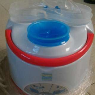 Sesame Beginning 2in1 Bottle Sterilizer and Warmer