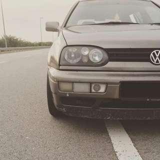 Volkswagen Golf MK3 2.0 (M)