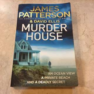 James Patterson Murder House