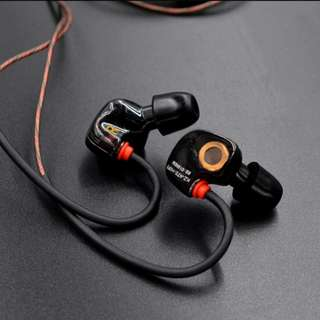 BN - KZ ATE (s) HIFI RQ:018NBM sports earphone without MIC