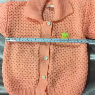 Baby wool suits 4 to 12 month)