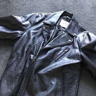 Cheap Monday leather jacket