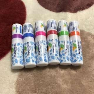 Peppermint field aromatic inhaler