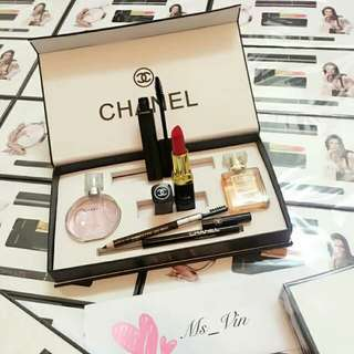 Chanel Gift Set 5 In 1 💄