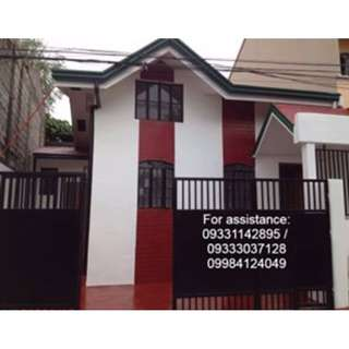 SINGLE ATTACHED 81sqm, READY for OCCUPANCY