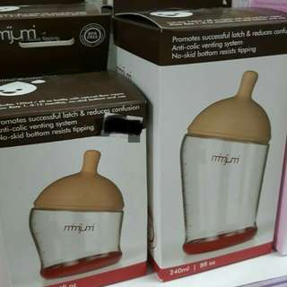 Mimijumi Premium Baby Bottle 240 ml