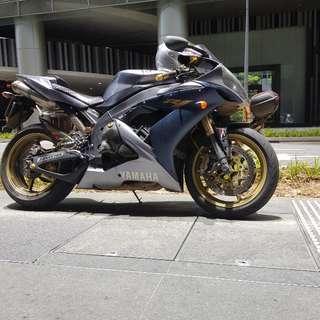 Yamaha Yzf R1 2025