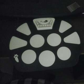 Electric Portable Drum Pad