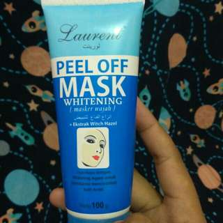 Peel Off Mask (whitening)