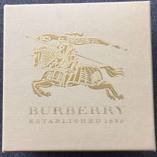 Genuine Burberry belt