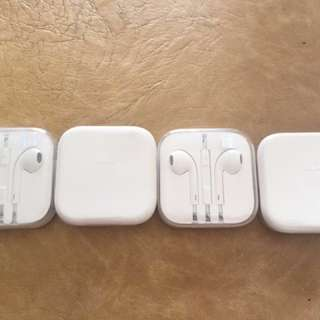 (Out of Stock) Earpods Iphone 5/5s 6/6s/ 7 (headset) ORIGINAL 100%