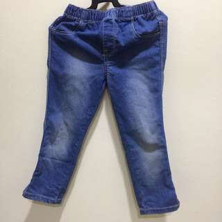 7-8Y (small cutting) Mothercare Jeans