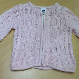 Baby Gap Knitted Jacket for baby girl