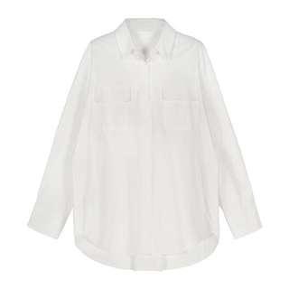 White Shirt Oversized